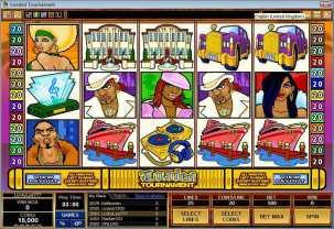 Slot-Turniere – spielen Sie Online-Slots gegen andere Spieler