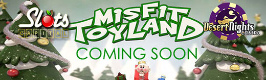Misfit Toyland Rival Powered Video Slot