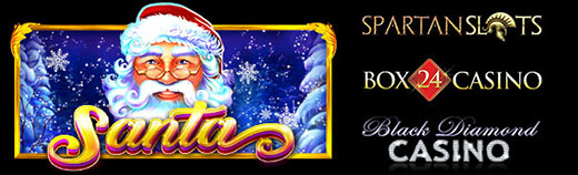 Play the Santa Video Slot from Pragmatic Play