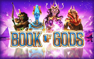 Book of Gods Video Slot