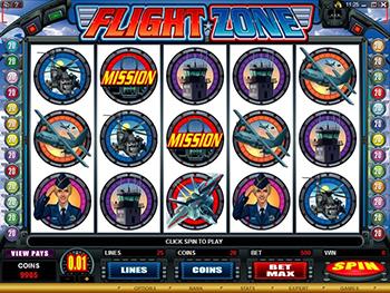 Flight Zone Video Slot