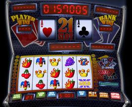 Slot21 Slot Machine Game