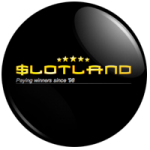 Play at Slotland - every slot is linked to a big jackpot!