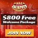 Jeux de Casino - All Jackpots