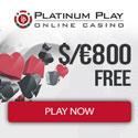 Jeux de Casino - Platinum Play