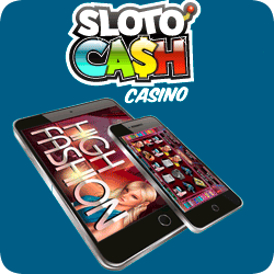 Click here to play at Sloto'Cash Mobile Casino