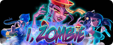 I, Zombie Video Slot is live at Sloto'Cash Casino!