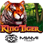 Play the King Tiger Slot tournament at Miami Club Casino