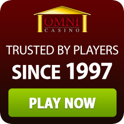 Omni Casino is powered by Playtech. No US players. Widely respected!