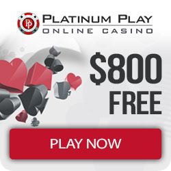 Platinum Play - Microgaming software - Elite owners - Trusted Casino - No USA Players