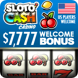 Sloto'Cash Casino has Huge Tournaments!