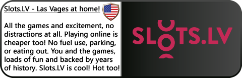 Slots.LV Casino Review courtesy of years of satisfied gambling relationship. Slots.LV is no flash in the pan. Trusted online casino with some great online slot machines