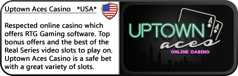 Uptown Aces Casino Review - RTG Software - Generous Bonuses - Trusted Casino!