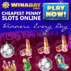 Win a Day Casino - Unique - Trusted - Special - Fun!