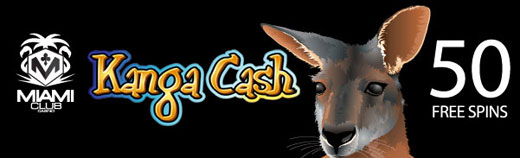 December 2020 recap and 50 free spins on Kanga  Cash