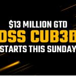 $13 Million OSS CUB3D