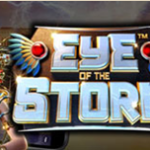 Eye of the storm now live