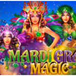 Mardi Gras Magic video slot game coming soon to Slotocash
