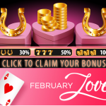 5 Bonus Days this Feb from Slotland Casino